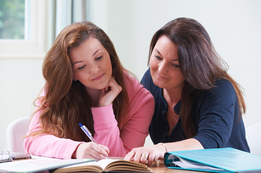 Break down college costs with your child in order to give them a better understanding of their tuition bill.