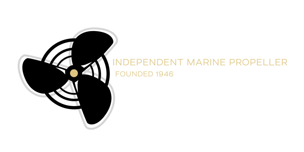 Independent Marine Propeller Logo