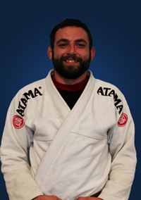 Frank Jackson - Frank has been training and teaching Jiu-Jitsu and is the head of Gracie Farmington Valley's Kids Jiu-Jitsu program. He is a frequent submission only competitor and most recently competed in the 2016 Abu Dhabi Trials. Frank is married with one child.