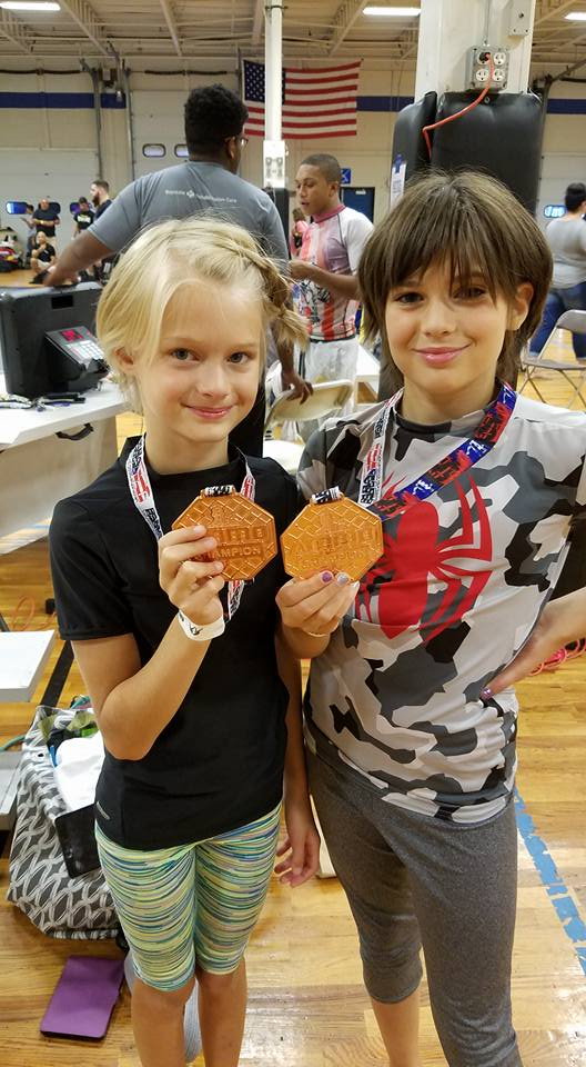 GFV kids  bring home medals,  March, 2016