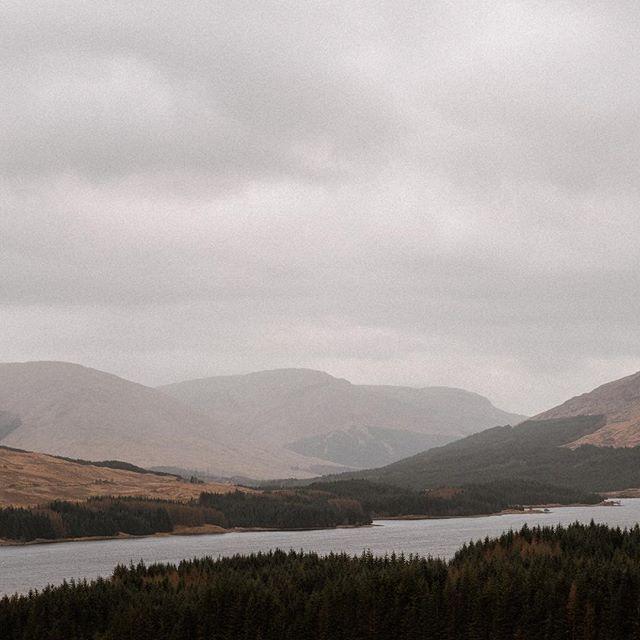 Simplicity in Scotland 💛