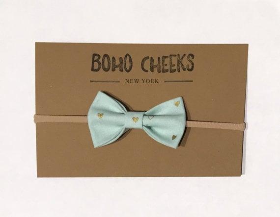 bf83b3dd0bae Valentine's Day Heart Black Tie Bow Tie — Boho Cheeks