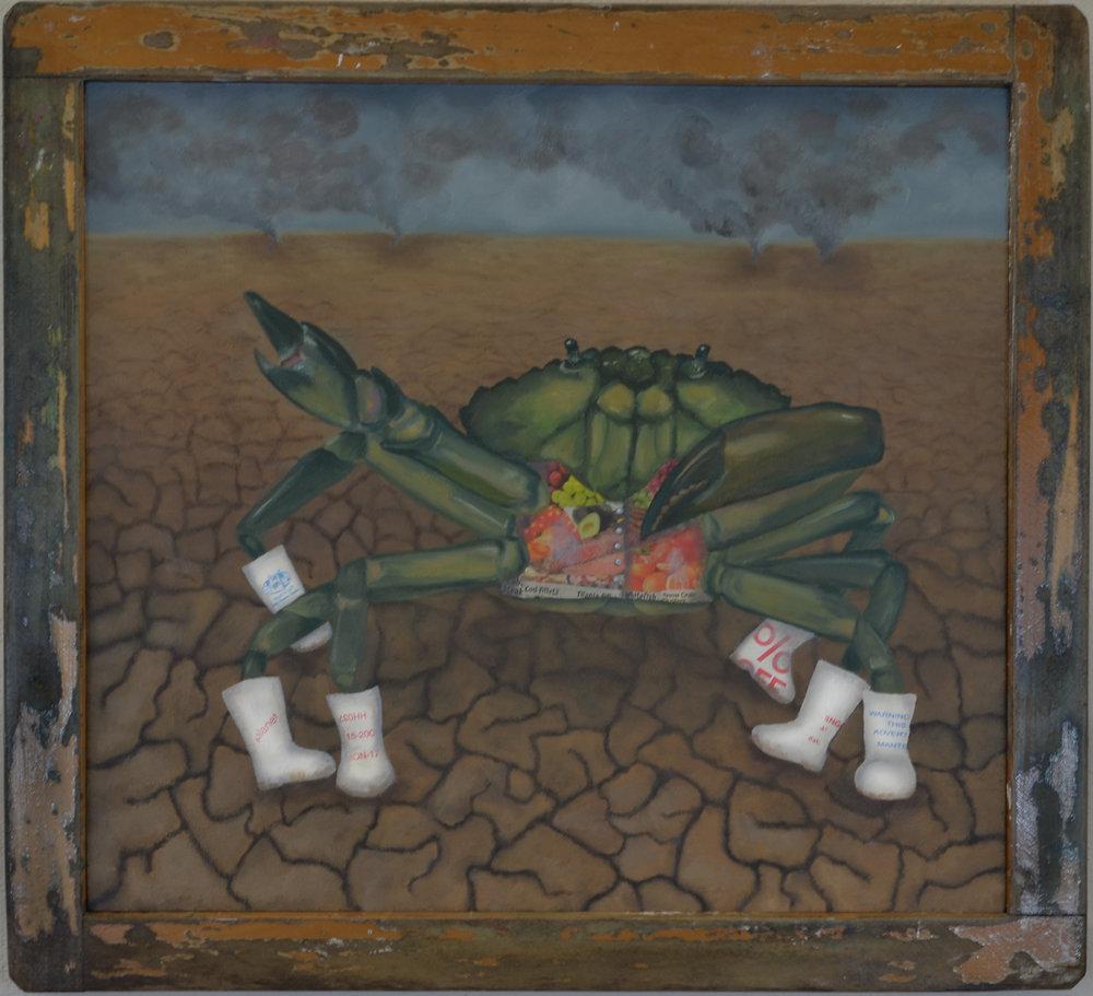 Invasive Species: European Green Crab