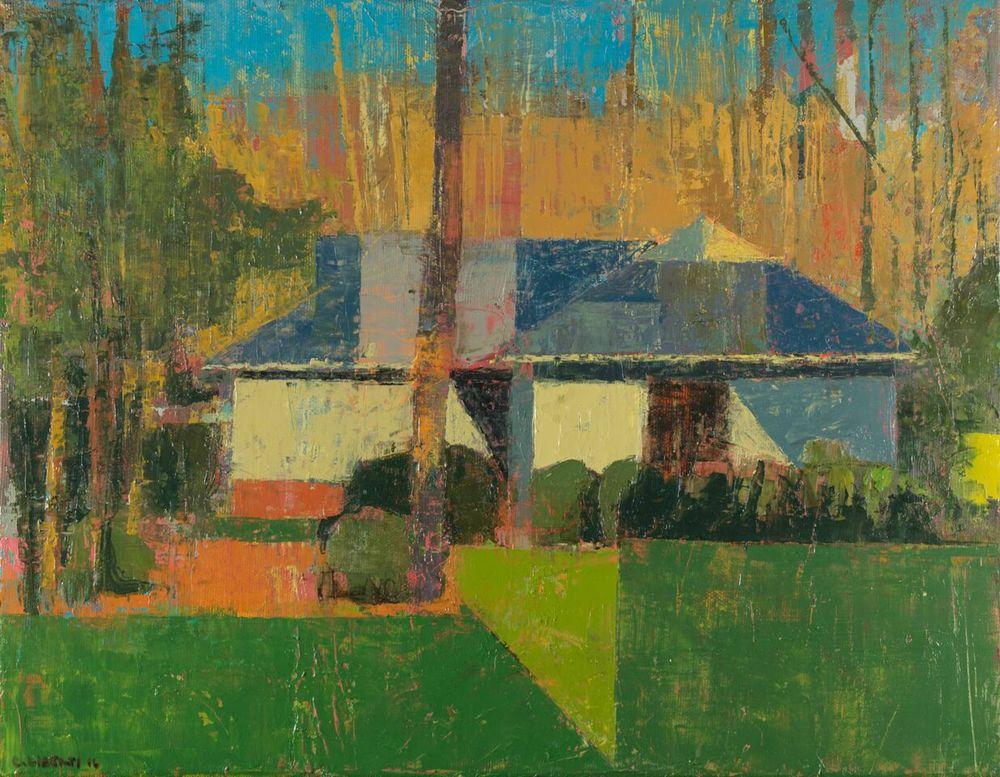 Cher's House 2 - 11 x 14
