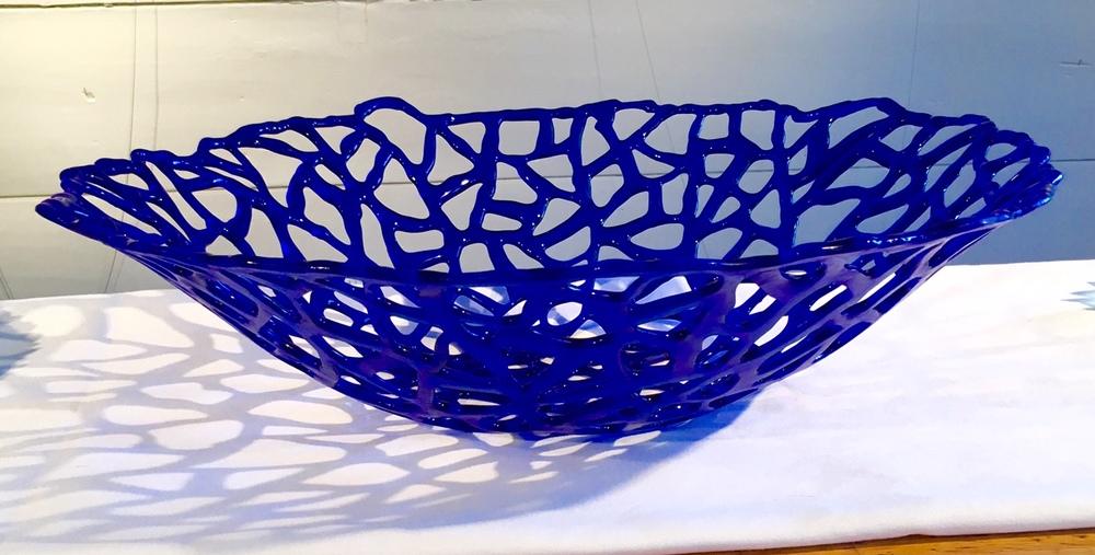 "Blue Coral 18"" x 5"""