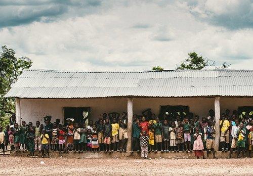 Street Child Schools Sierra Leone