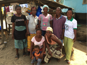 Street Child Liberia business grants