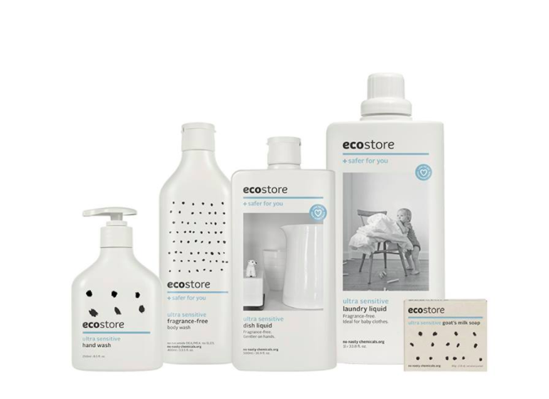 Win one of two prize packs donated by Ecostore
