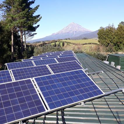 Solar Panels & Solar Hot Water -