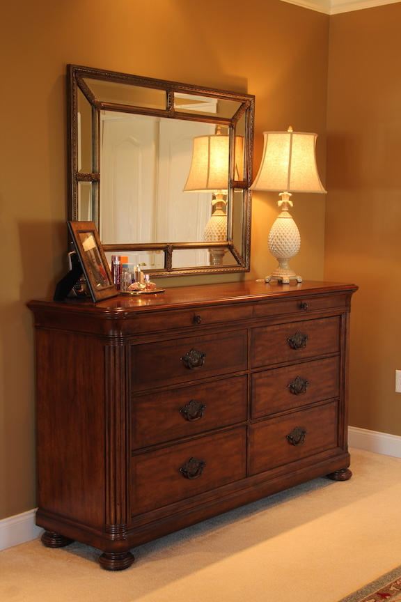 Dresser - Bedroom designed by Georgette Marise Interiors