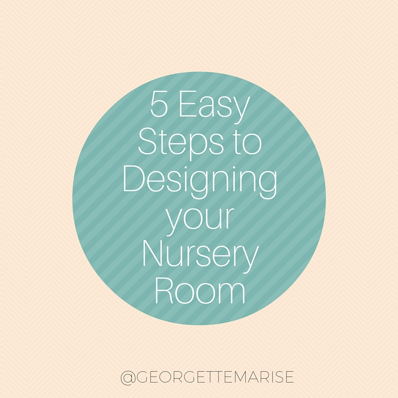 nursery room design