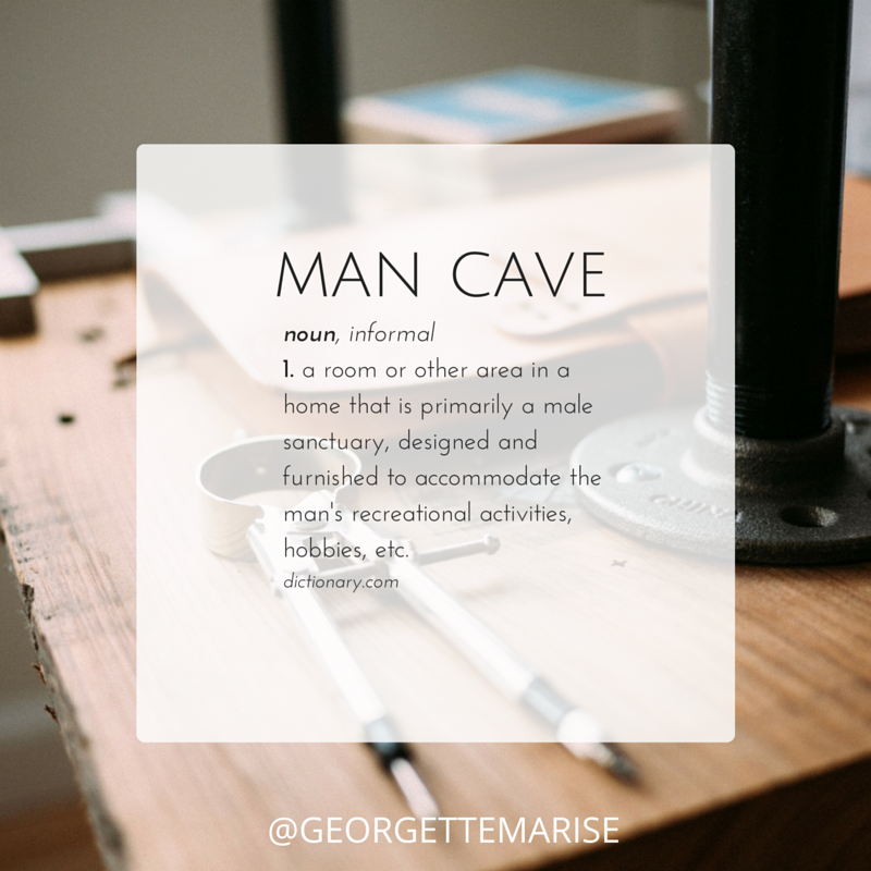 What is a Man Cave?