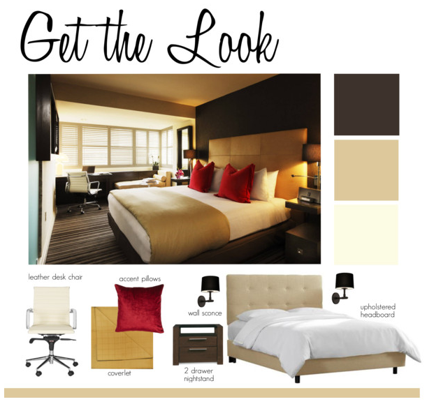 How to Get the Look of a Luxury Hotel Room — GEORGETTE MARISE ...