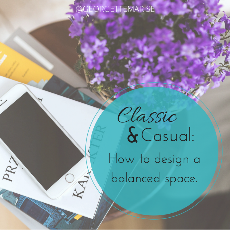 How to Design a balanced space.