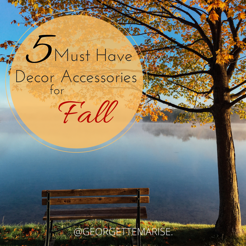 must have decor accessories for fall