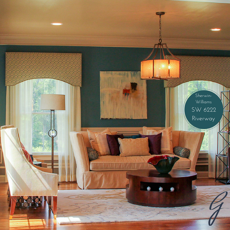 formal living room paint color