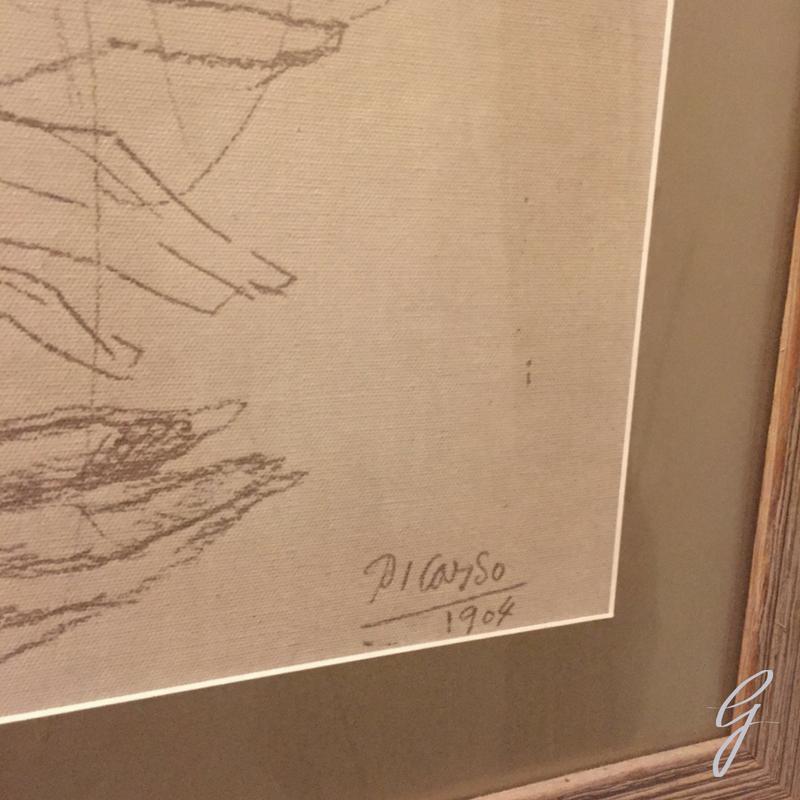 Picasso 1904