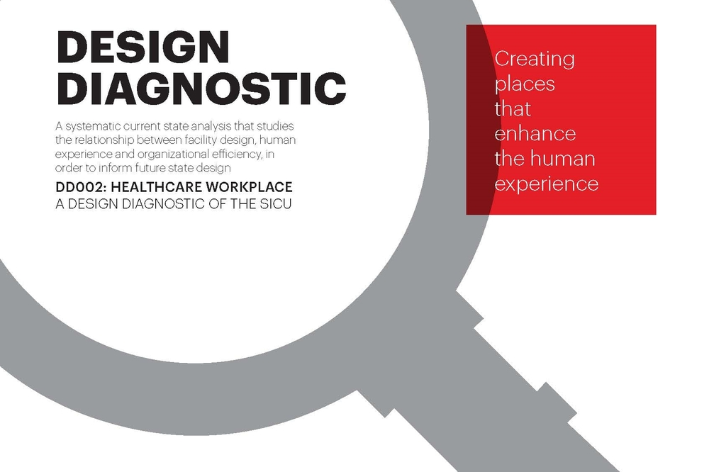 Healthcare Workplace: A Design Diagnostic of the Surgical ICU    Funds:  HKS Inc. and Midwest Healthcare System   Collaborators:   Midwest Healthcare System    Location:  State of  Ohio