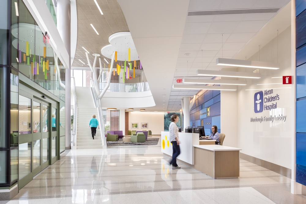 Staff Perception and Change Engagement Study: The Role of the Environment and the Design Process    Funds:   Akron Children's Hospital and  HKS Inc.   Collaborators:   Akron Children's Hospital    Location:  Akron Children's Hospital, Akron, OH