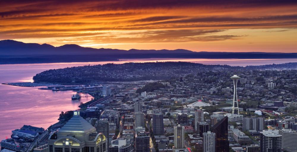 Seattle, WA — International Sunset Club