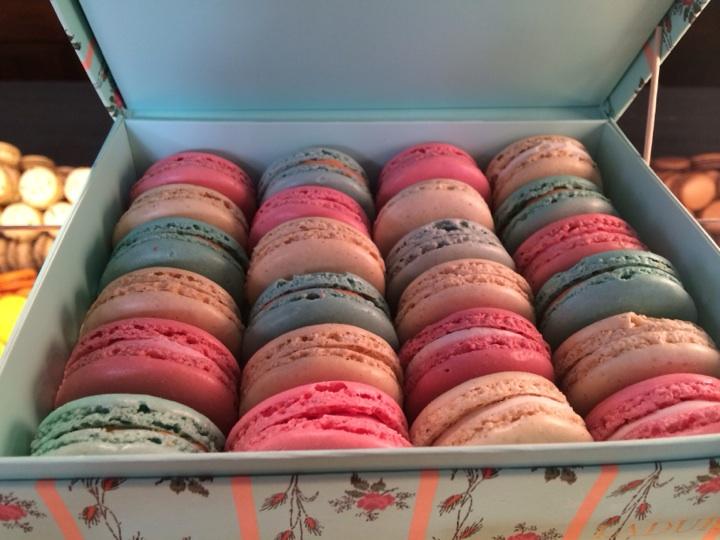 Dessert time!  (Courtesy of Grace Jarrett).