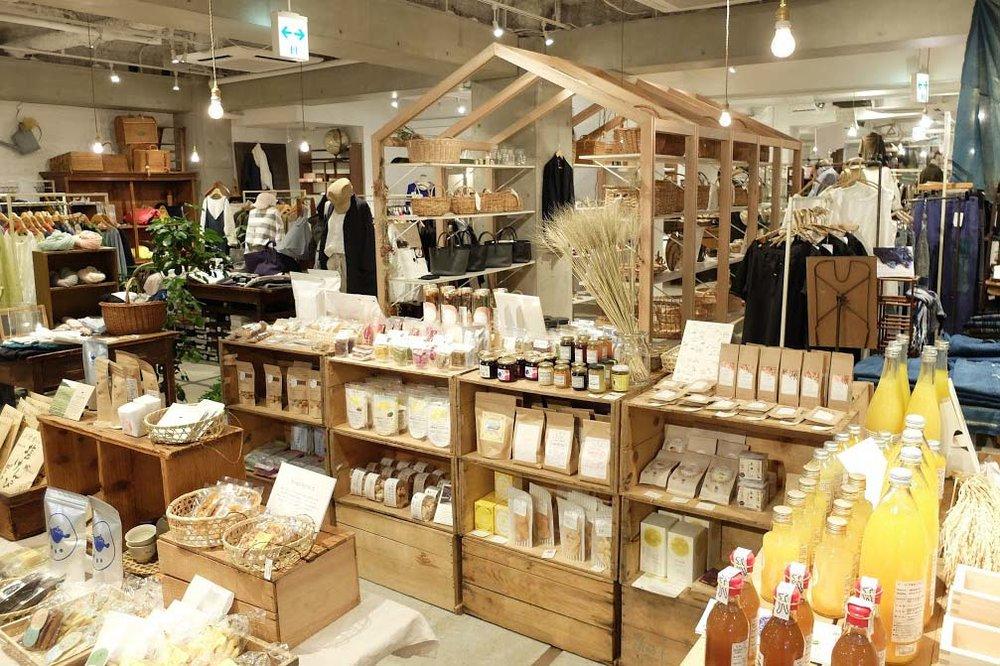 Mumokuteki retail store