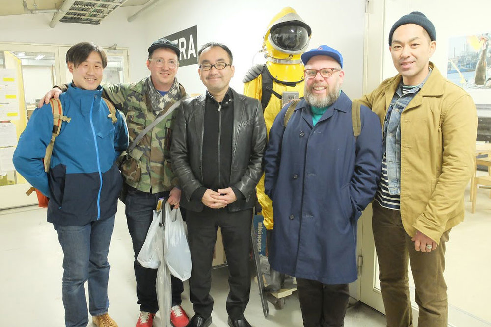 Kyoto University of Art and Design: With World renown artist Kenji Yanobe