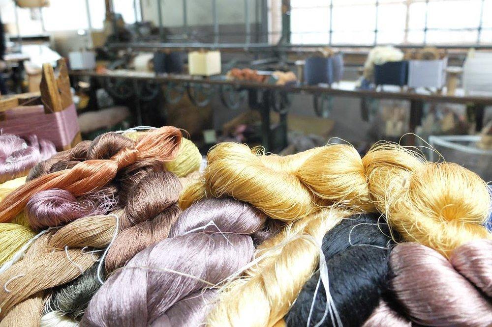 Fukuoka Weaving工場ツアー