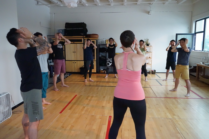 Qi Gong / Spirit alive body movement class with Brenda Russell
