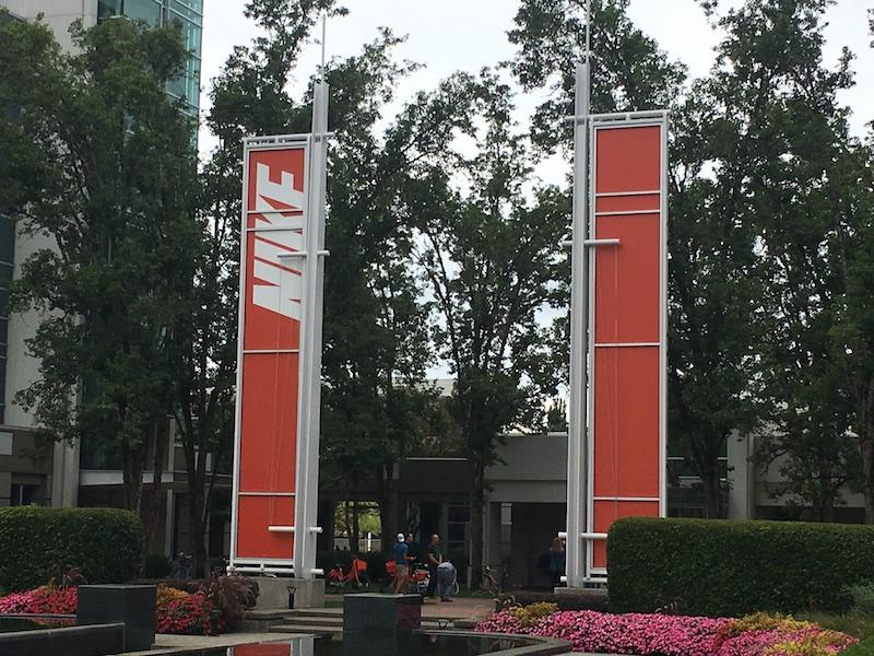 Nike HQ Visit