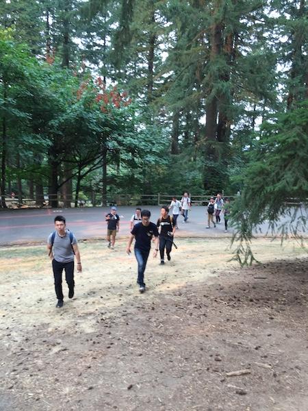 Portland Public Park research (Mt. Tabor Park)