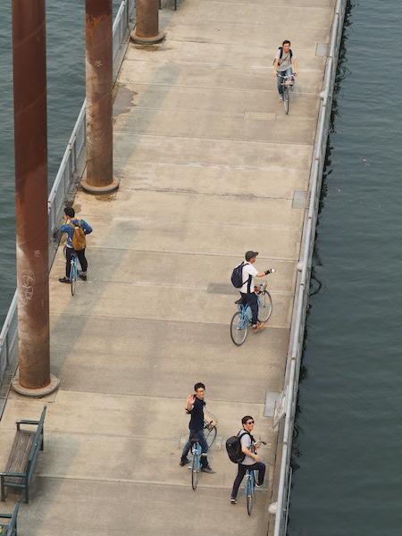 Portland Public Park research (Waterfront Park)