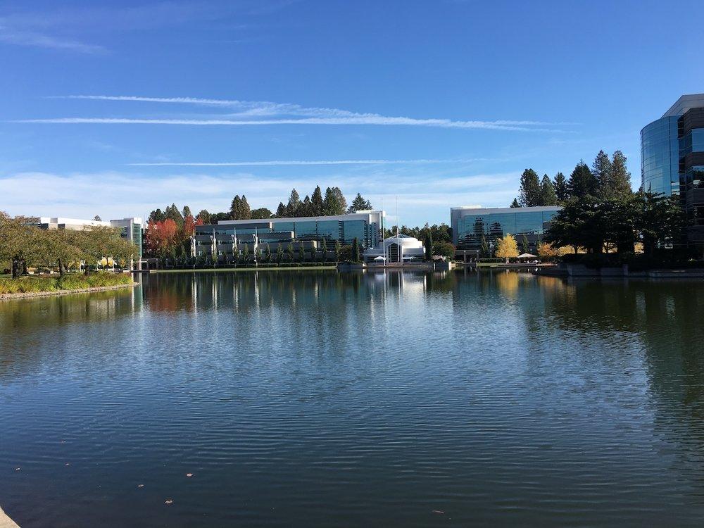 Nike Headquarters in Beaverton, Oregon