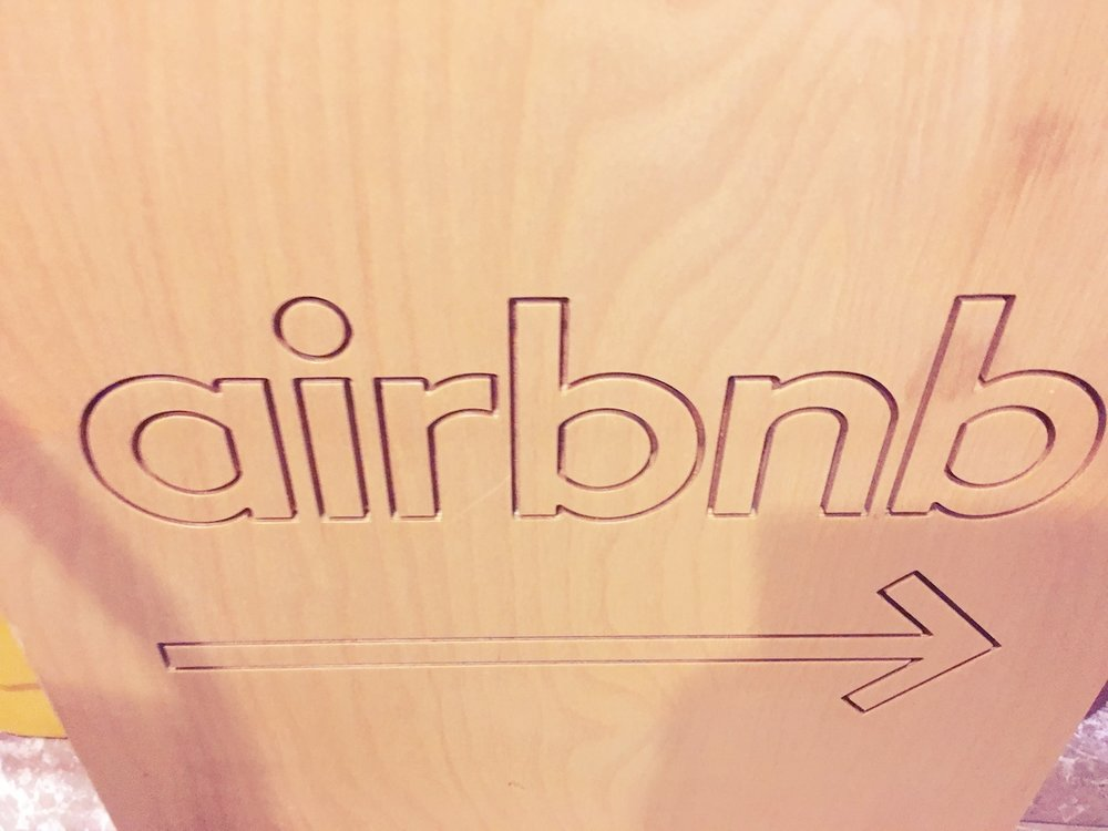 Airbnb, Portland Office tour