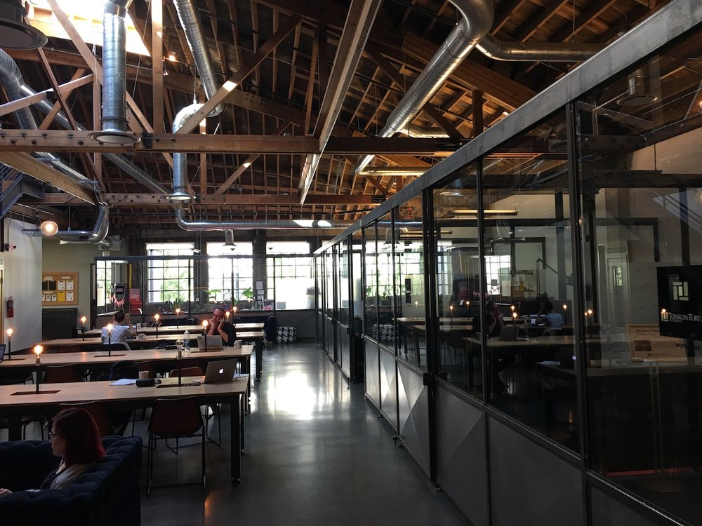 Centrl Coworking Space