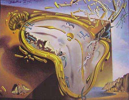 exploding_clock_dali_salvador