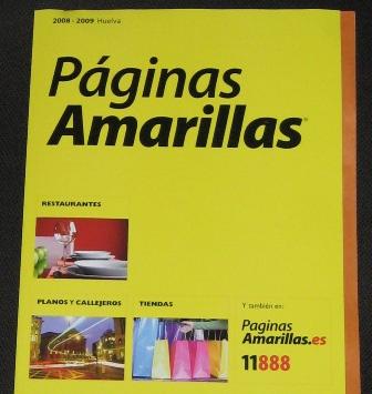 paginas amarillas