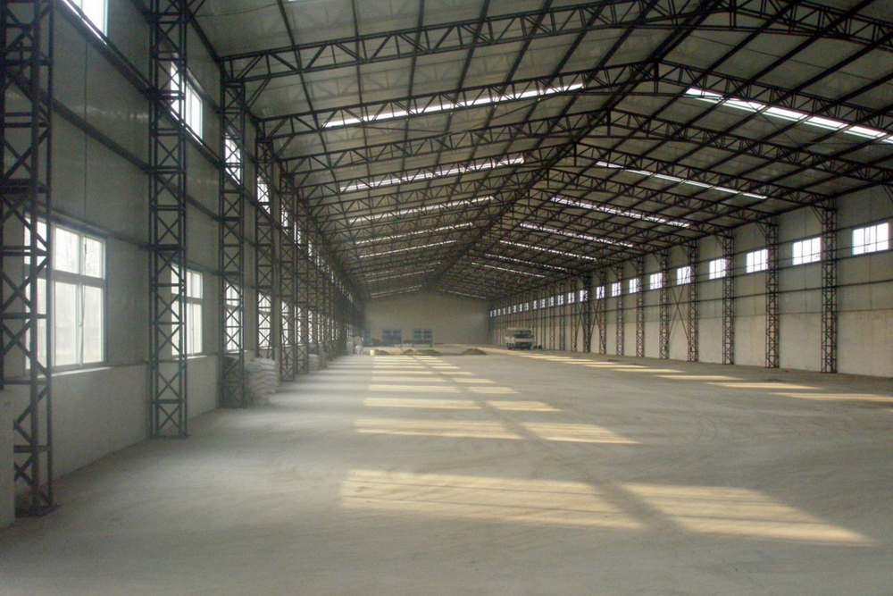 Outsourcing warehouses
