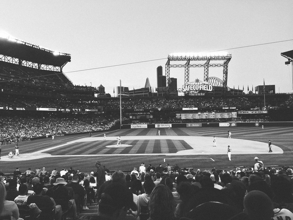 Seattle Mariners/ Safeco Field
