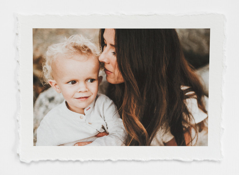 Fine art photographic print by Philadelphia family photographer Morgan Ellis