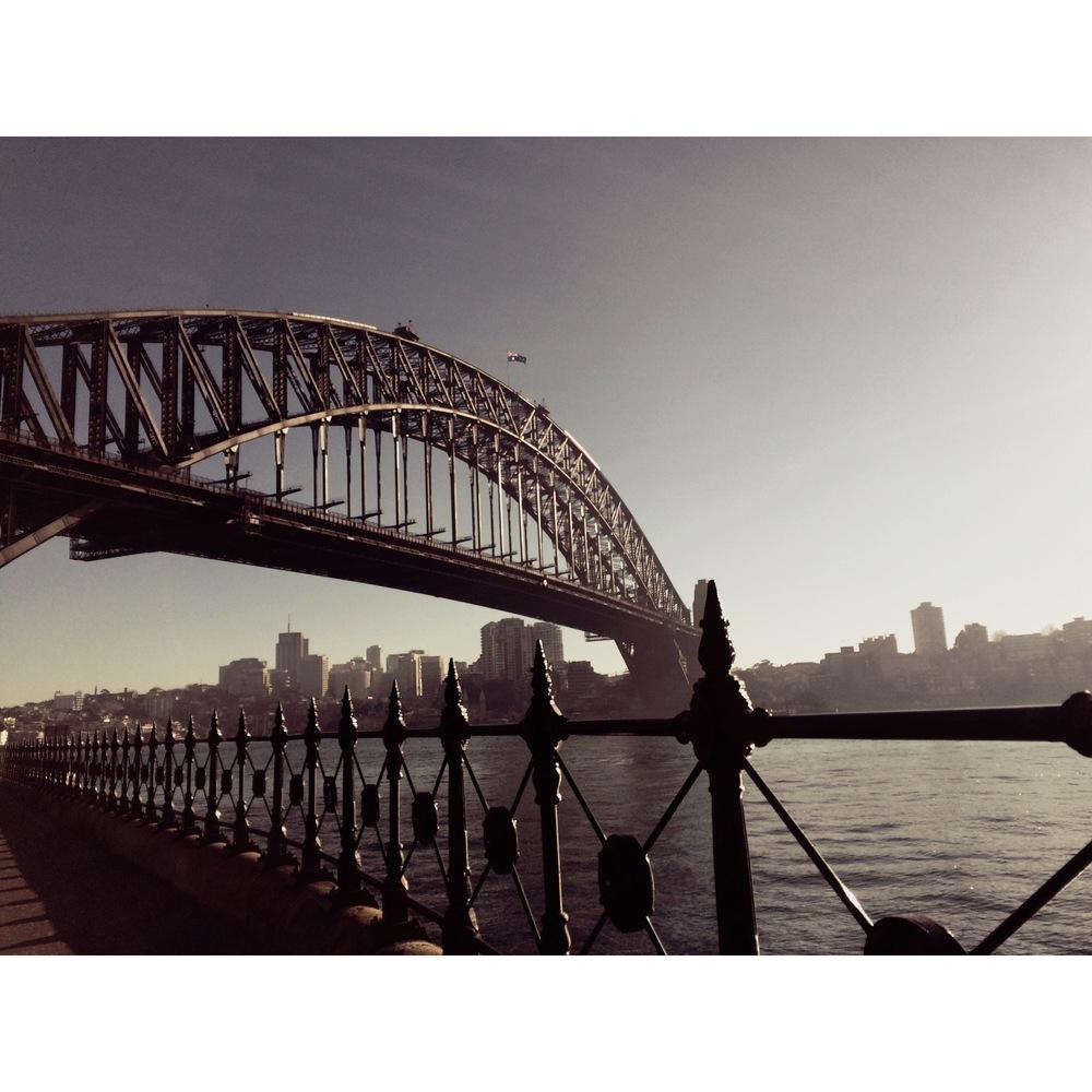 ◆ Sydney Harbour Bridge