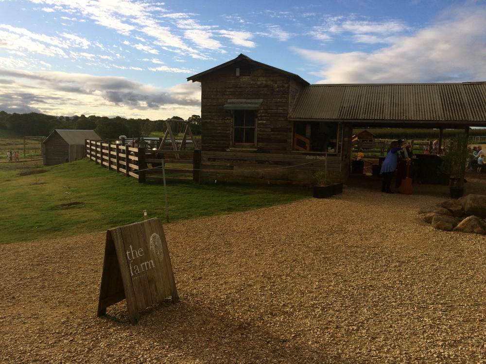 ◆ The Farm