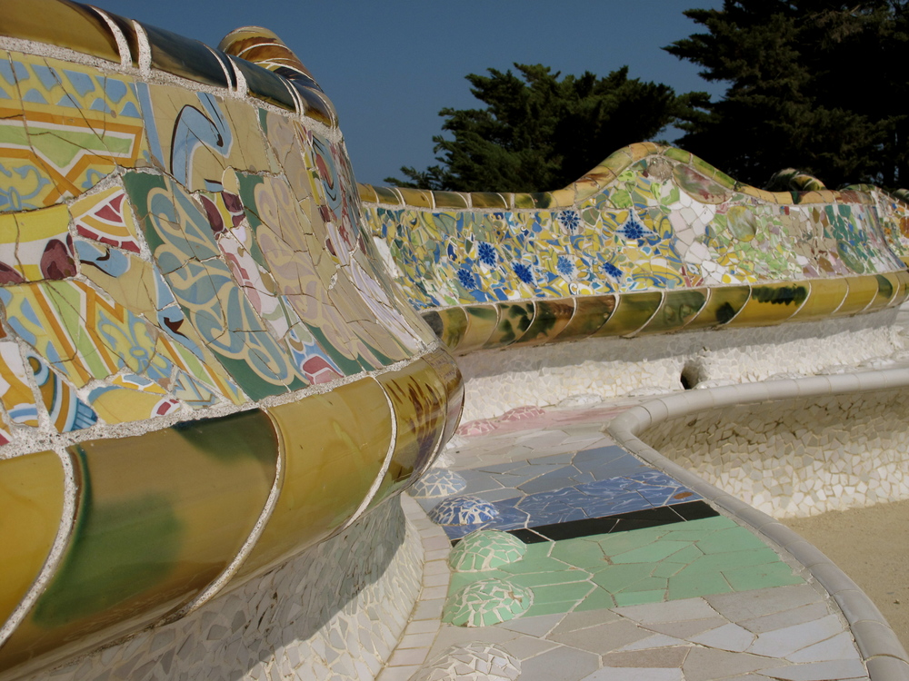 ◆ Park Guell