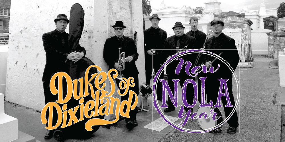 Includes VIP tickets to the 7:30 performance by the Dukes of Dixieland and the Pennsylvania Philharmonic.