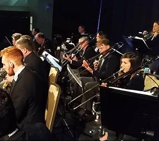 Corsair Blue Jazz Orchestra