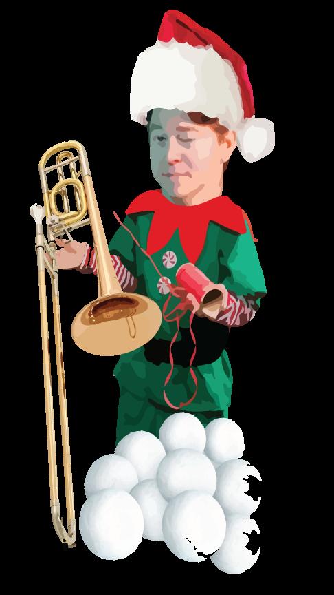 Daniel Cherry - Trombone