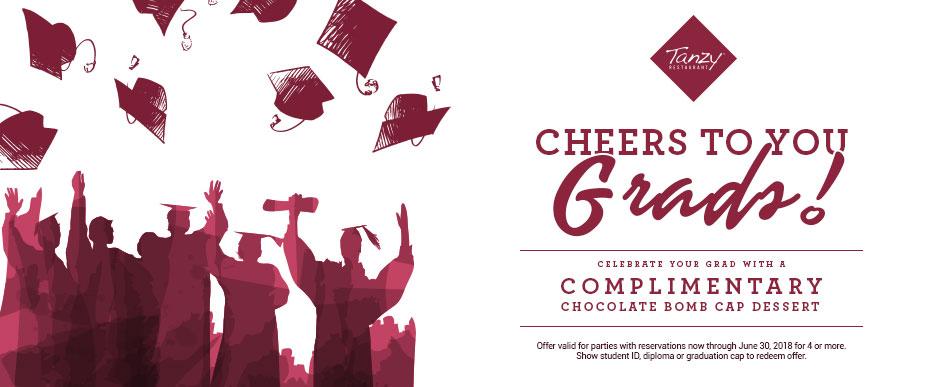 Graduation Dessert 2018