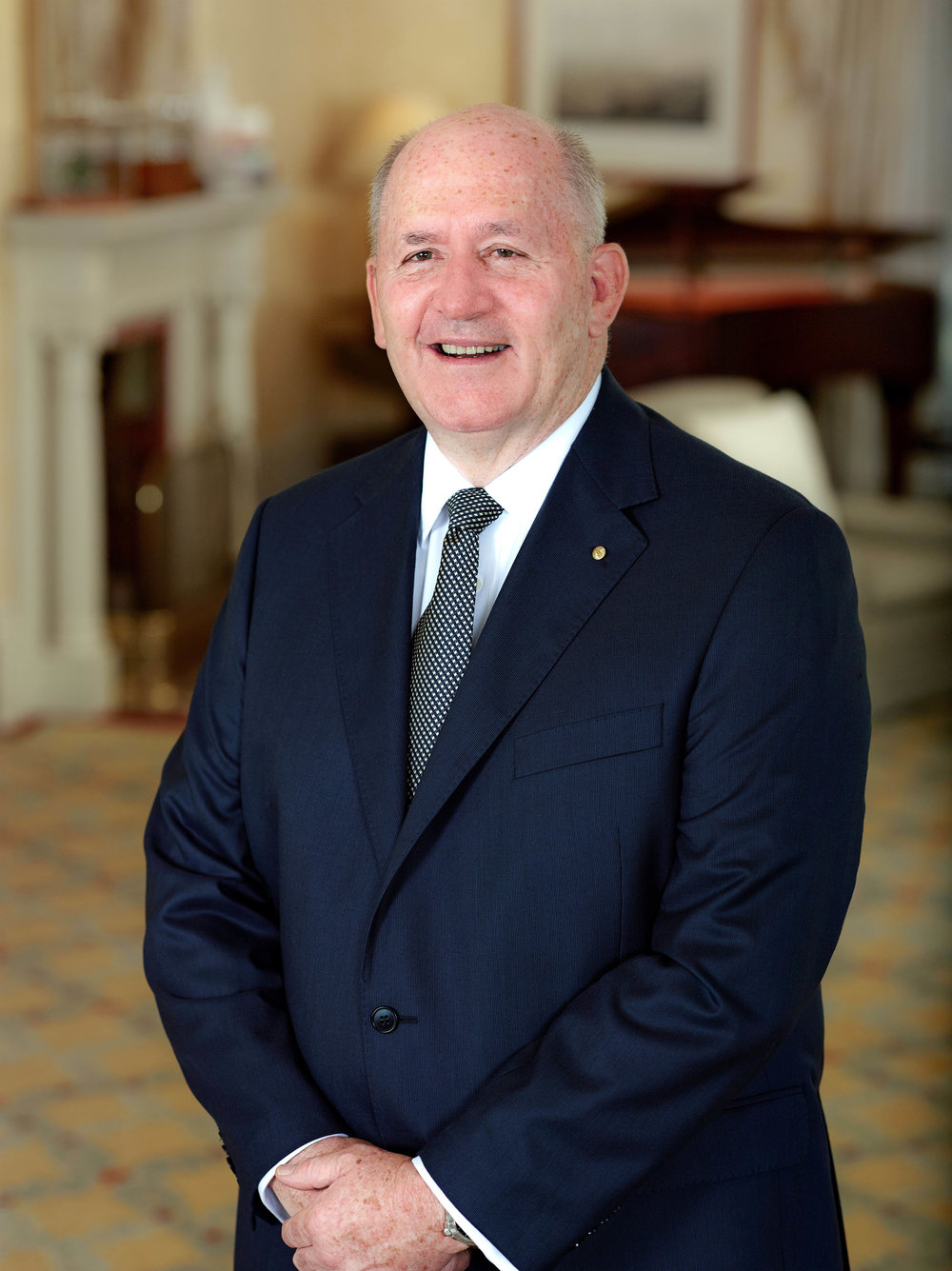 His Excellency General the Honourable Sir Peter Cosgrove AK MC (Retd)