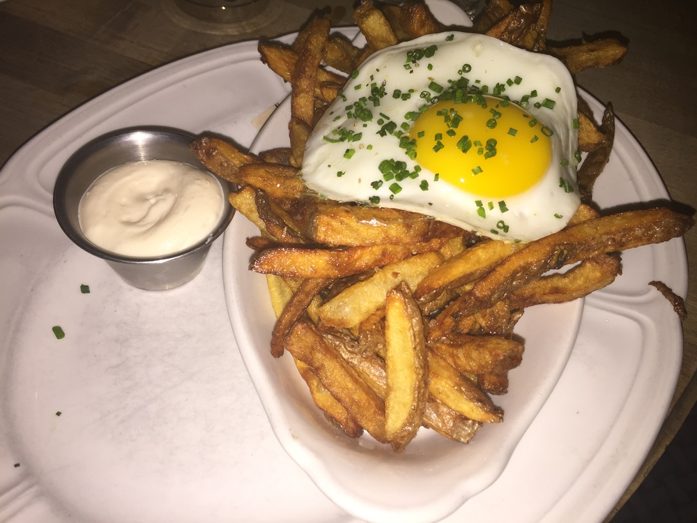 These fries were amazing