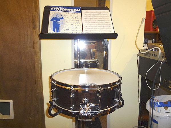 Pearl Philharmonic Snare Drum